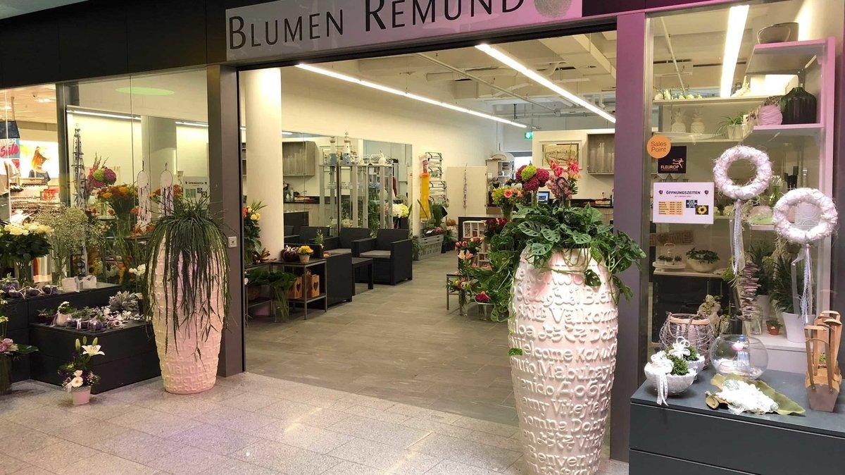 Köln Hbf Blumen